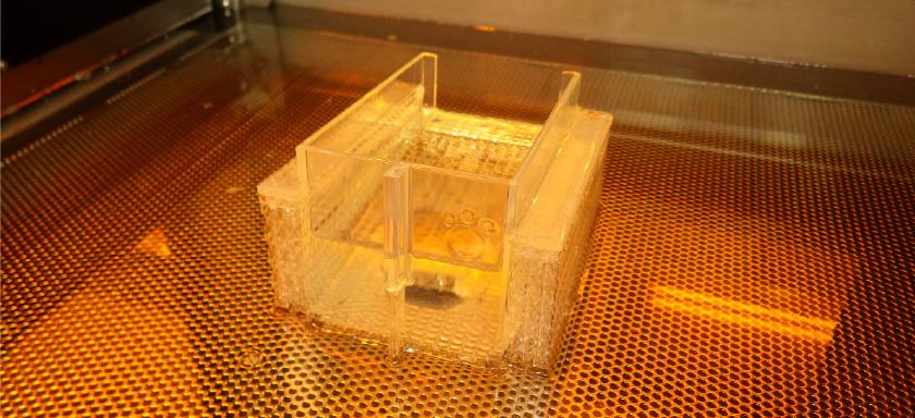 光造形による3Dモデリング